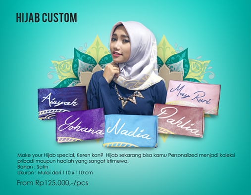 Hijab Printing